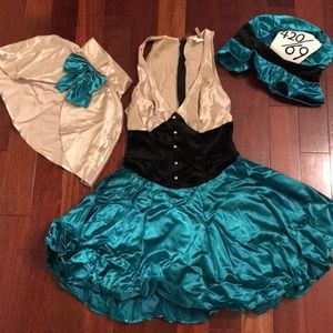 Mad Hatter/Tea Party Hostess Costume